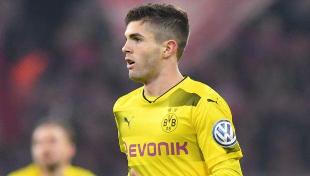 Real Madrid president Florentino Perez wants to sign Christian Pulisic to replace Gareth Bale at the Santiago Bernabéu. (Source: Diario Gol)