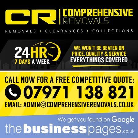 @CompRemovals Tel: 01708 832 002 Comprehensive Removals in Dagenham, Elm Park, Upminster, Cranham, Hackney, Wanstead, Chigwell, Barking, Hornchurch, Plaistow, London & Essex. https://www.comprehensiveremovals.co.uk/pic.twitter.com/pFaVyY5wzF