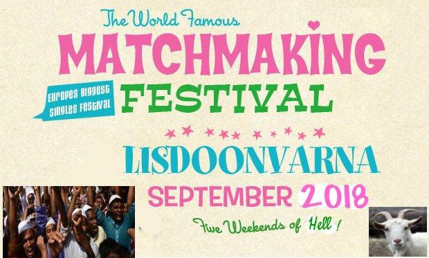 Lisdoonvarna Matchmaking Festival YouTube