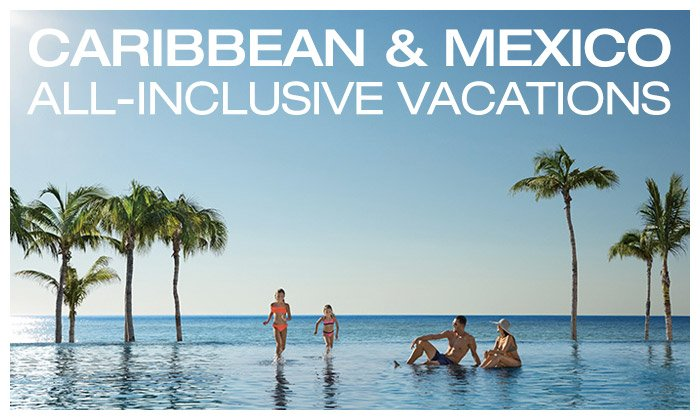 Reduced Rates on All-Inclusive Caribbean & Mexico Vacations- Packages include accommodations, hotel transfers, all meals, drinks and snacks, daily activities, nightly entertainment, and more! Contact our agency today for more details!#TravelTuesday #CTE goo.gl/s8DxCp