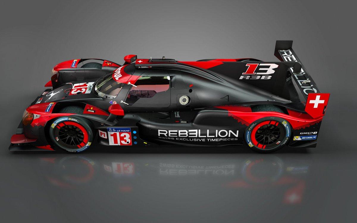 Rebellion présente la R 13