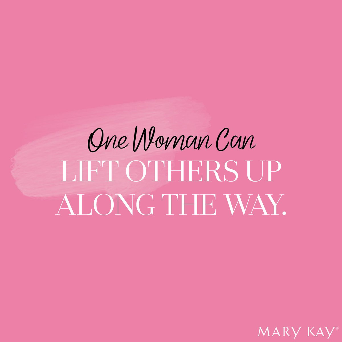 Mary Kay Uk On Twitter Empowered Women Empower Women Soon We Ll Be Celebrating Internationalwomensday And We Can Think Of No Better Opportunity To Inspire And Empower Womankind Than With A Message