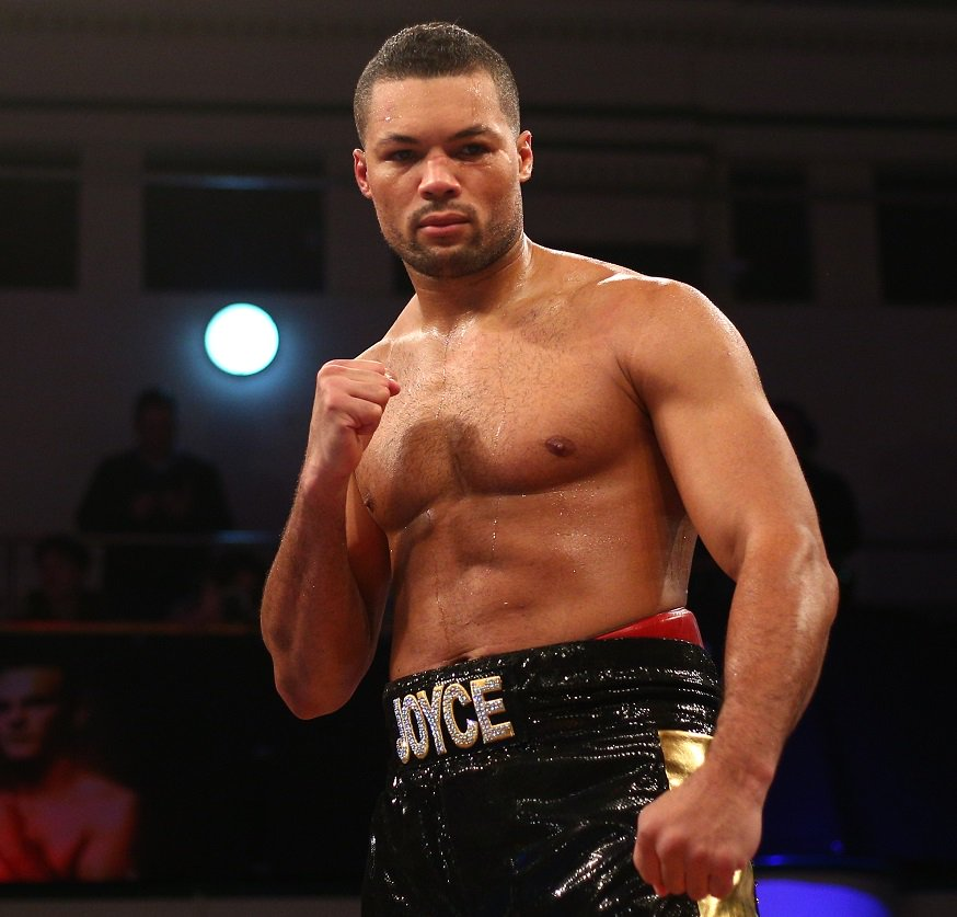 The Biggest Mistake S You Re Probably Making In Your: Joe Joyce (@JoeJoyce_1)