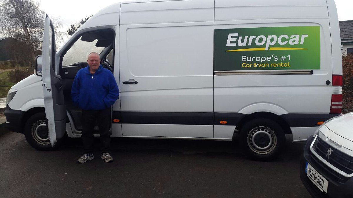 Europcar Ireland On Twitter Great To Play Our Small Part In The
