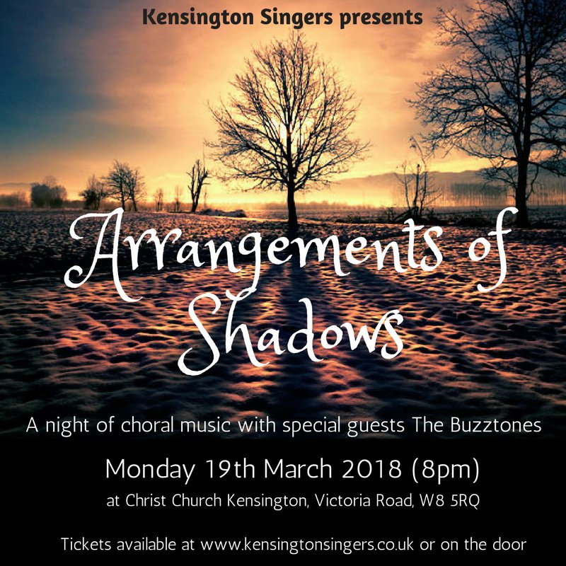 Thank you @KensingtonSings for supporting our patients at your concert on 19/03/18. https://t.co/5sHvlYMwTW We will be there to help and dispel some myths about a hospice being 'a place where people go to die'. Pembridge is such a life-affirming, supportive and joyful place