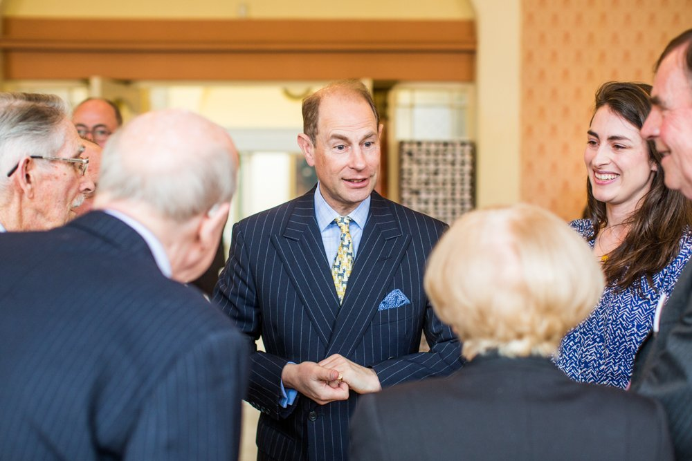 Never a dull moment at The Clifton Club! Staff and members were delighted to meet HRH, The Prince Edward, Earl of Wessex early today as he visited The Club. https://www.thecliftonclub.co.uk/news/  #thecliftonclub200 #royalvisit #membersclub #bristol #clifton