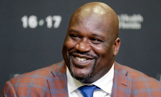 Happy Birthday to the big man, Mr.Shaquille O\ Neal!
