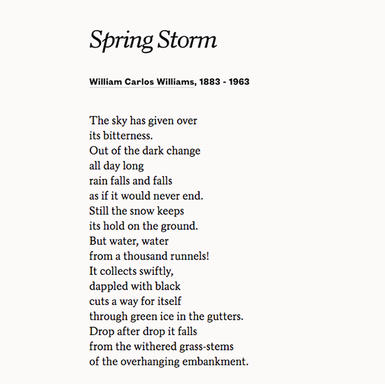 Poetsorg On Twitter As If It Would Never End William