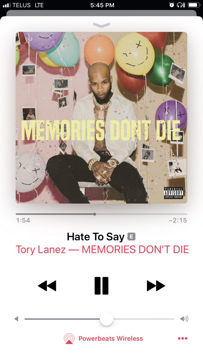 You learn from the bridge you burn when you see it burning 🔥 @torylanez