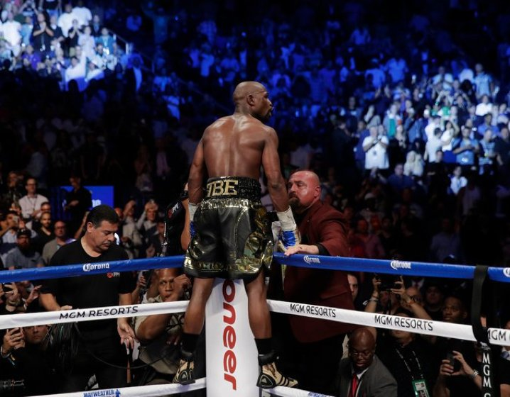 """test Twitter Media - Mayweather and Showtime PPV now account for the three-highest grossing pay-per-view events in television history. Learn more about """"The Mayweather Effect"""" in our newsletter. https://t.co/lLDrNwp8RQ https://t.co/uN5R9NvaOH"""