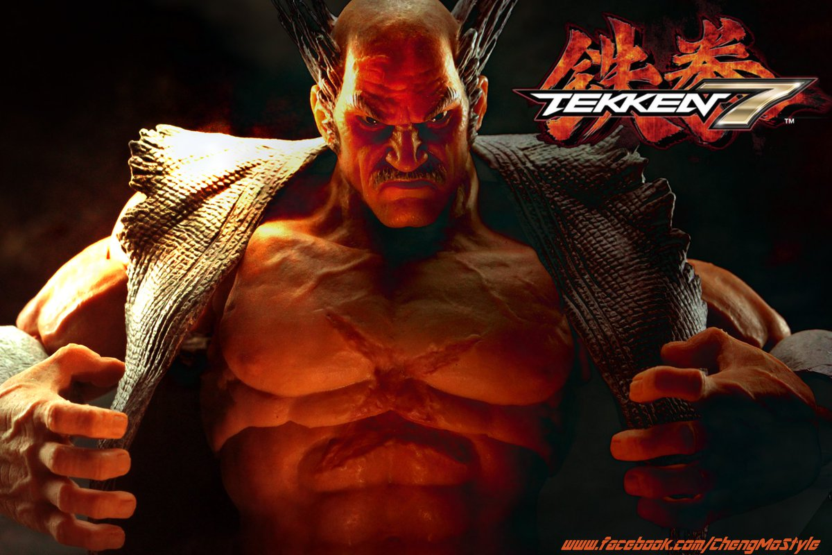 tekkengamer com on twitter heihachi mishima tekken 7 action figure by storm collectibles expected to release in april check out 36 action shots and learn how you can bring this tough guy heihachi mishima tekken