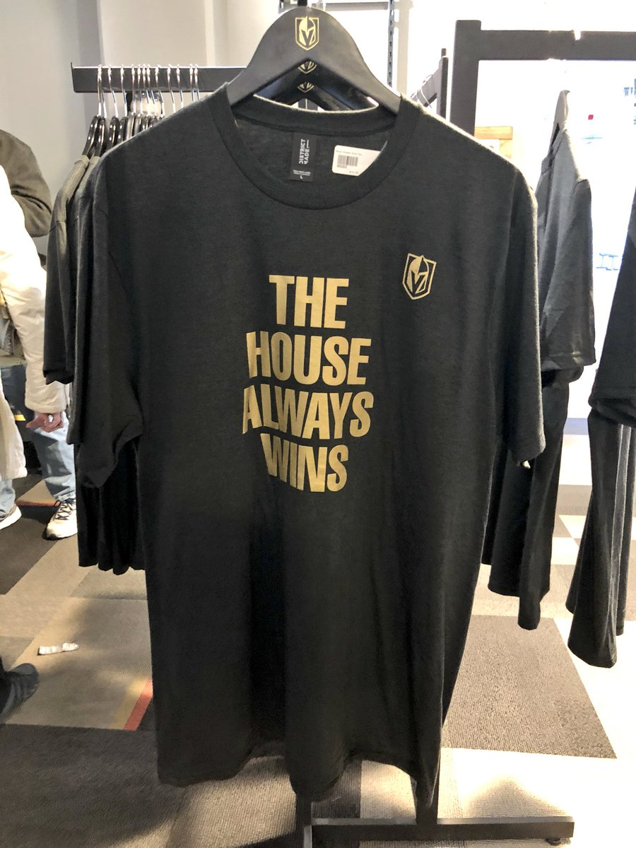 cheap for discount 6913c 9f6be Vegas Golden Knights Gear on Twitter: