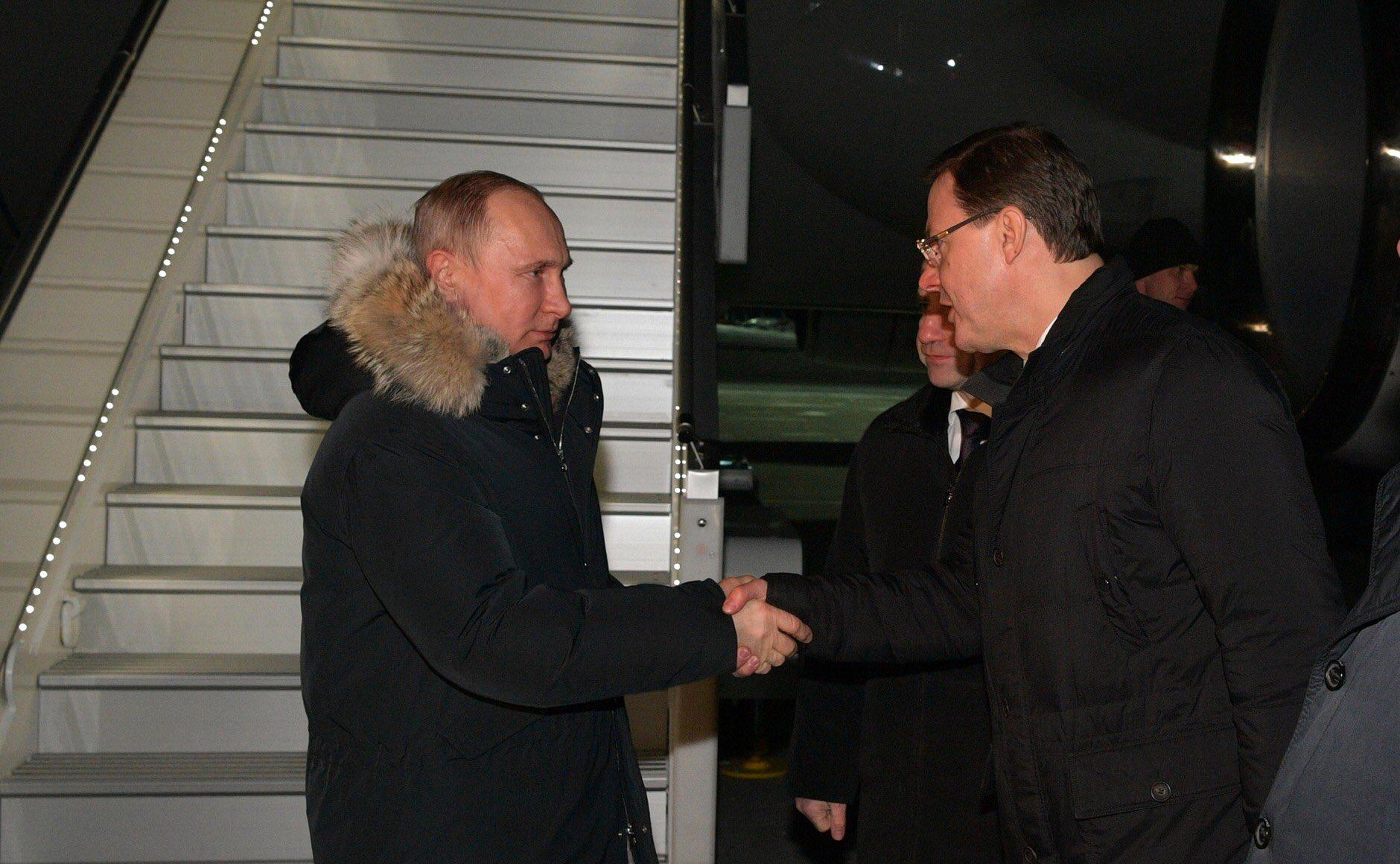 Путин встретится в Самаре с женщинамипредпринимателями