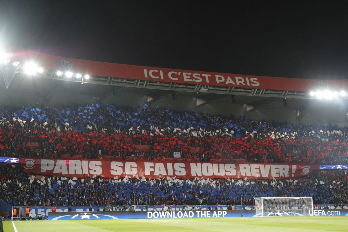 🔴🔵 #ICICESTPARIS https://t.co/jpK6vPkPId