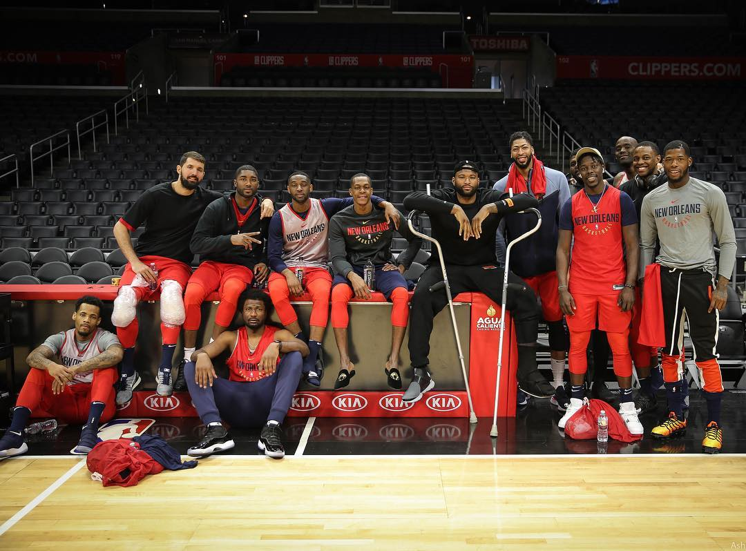 the WHOLE squad up in here 💯 #DoItBig