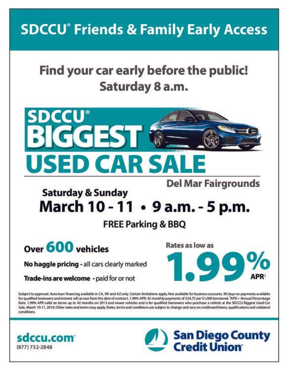 Sdccu Used Car Sale Inventory