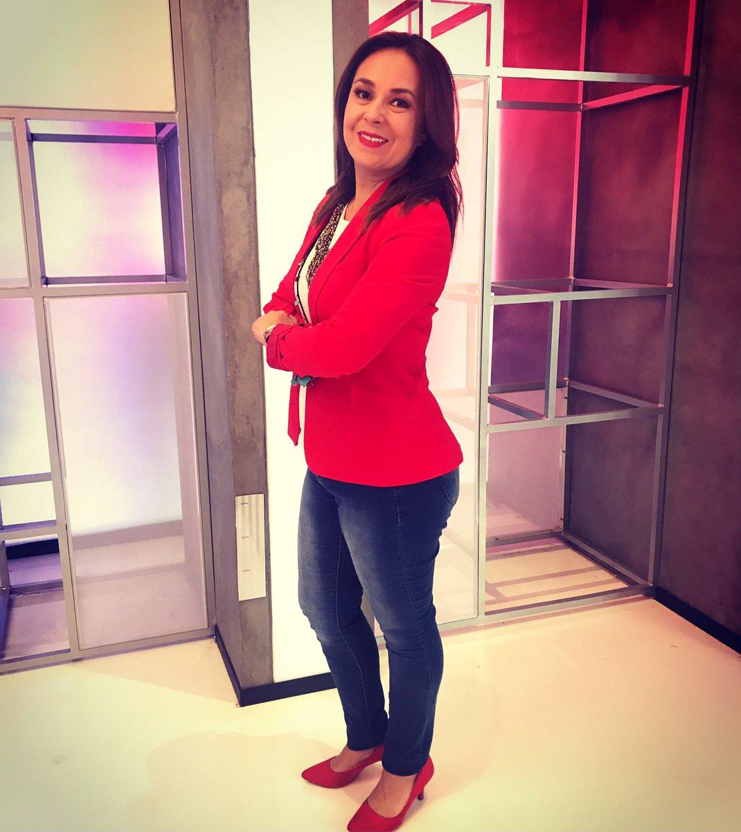 Raquel Méndez Avalos On Twitter Hoy De Rojo Y Con Un Toque De
