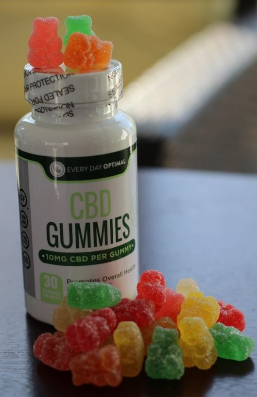 Why Are CBD Gummy Bears The Best Product For Anxiety