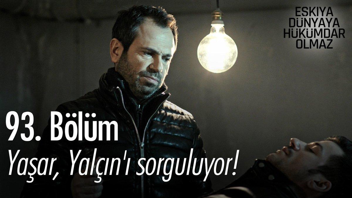 Yaşar, Yalçın'ı sorguluyor! #edho https:...