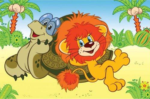 Мультфильм львёнок и черепаха скачать бесплатно