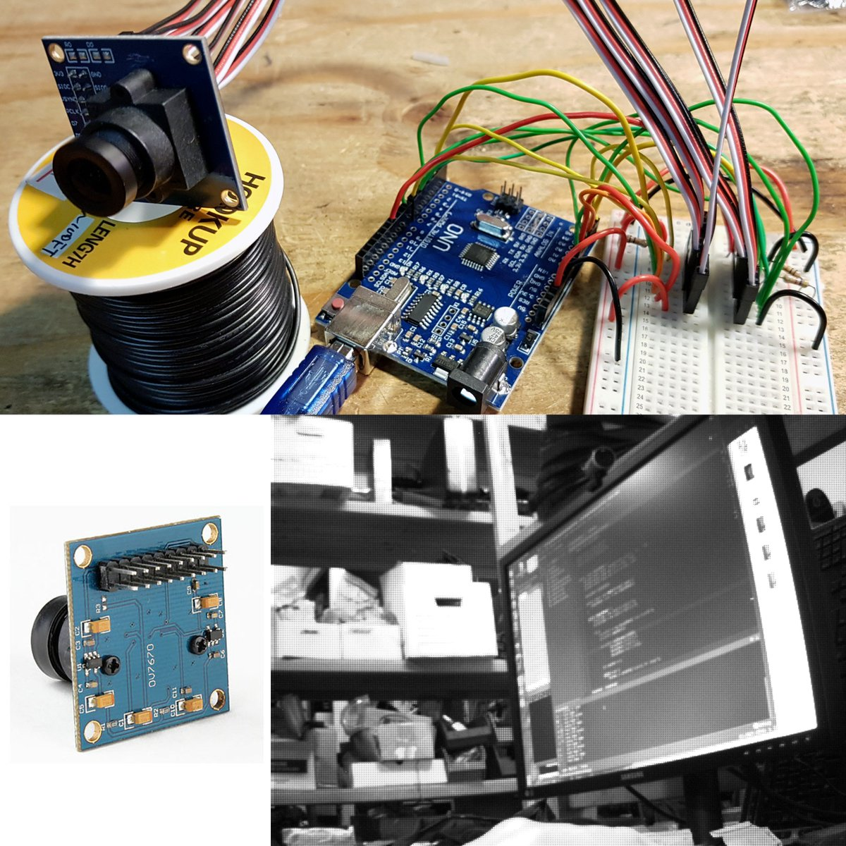 Cheapest Usb Camera Solution For Low Res Frame Rate Robot Vision Electronic Circuit Java App The Output Image Is Fine But Each 640x480 Takes Over 5 Seconds To Capture And Serial Into Host System What I Need Minimum