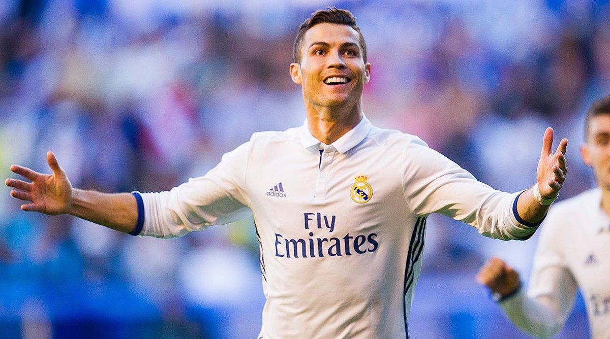 كريستيانو رونالدو بقميص ريال مدريد 🔥 427...
