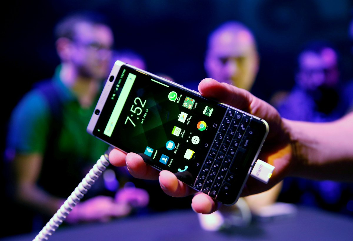 Blackberry: Latest news, Breaking headlines and Top ...