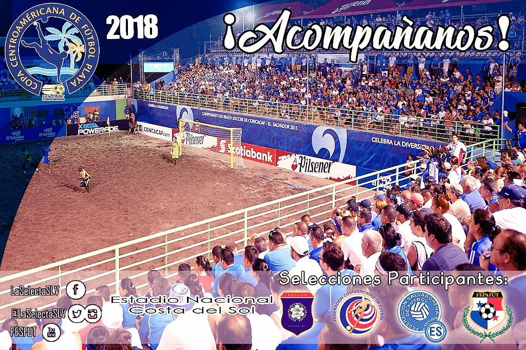 Torneo UNCAF 2018. DXostcSWsAAaIyv