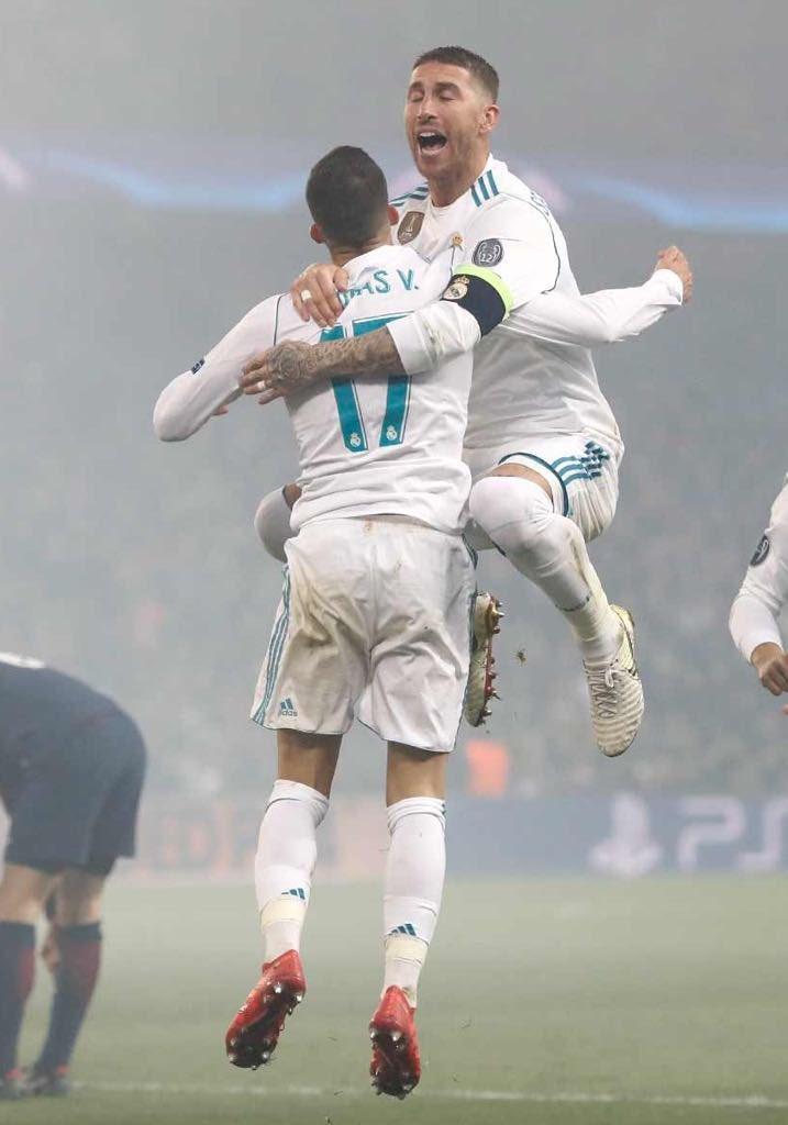 Luchar y ganar. ESTO ES EL REAL MADRID 🍍💪 #LosSueñosNoTienenLimite