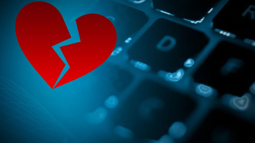 Eight people charged on #ValentinesDay for laundering money in online romance scam. https://t.co/KqBIoiWGap