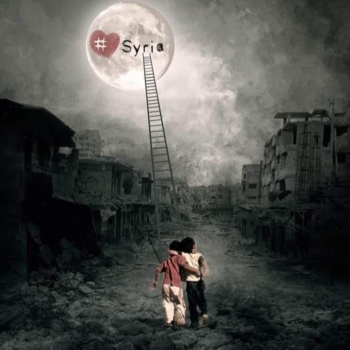 💔 .. Pray for #Syria #PrayForSyria #SaveGhouta #SaveSyria