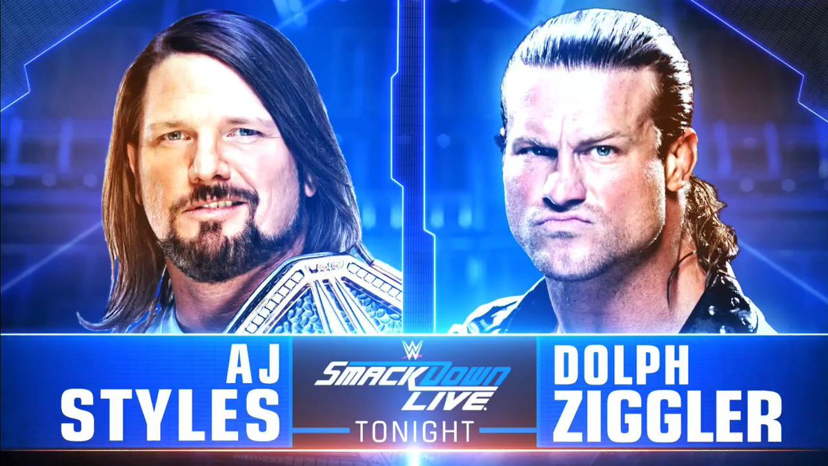 WWE SmackDown LIVE: 06.03.2018