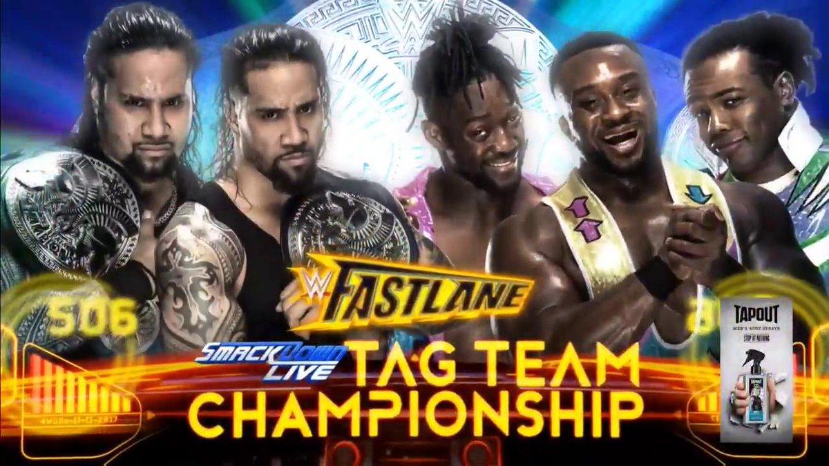 TJRWrestling WWE Fastlane 2018 Preview - TJR Wrestling