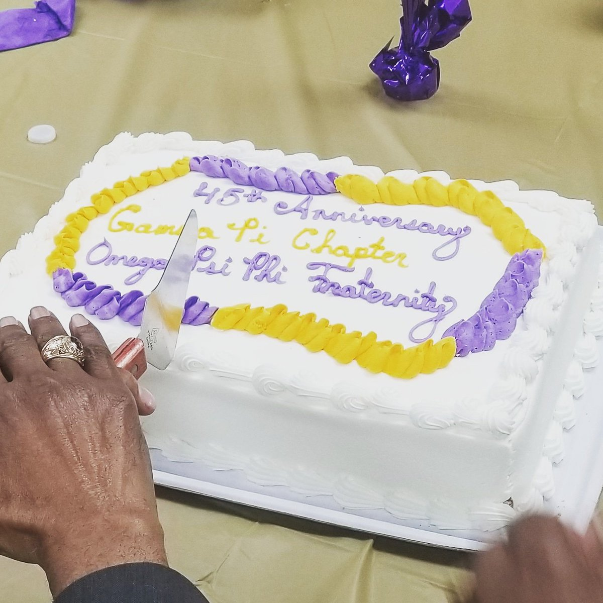 Gammapi Omegapsiphi On Twitter Our 45th Anniversary Celebration On