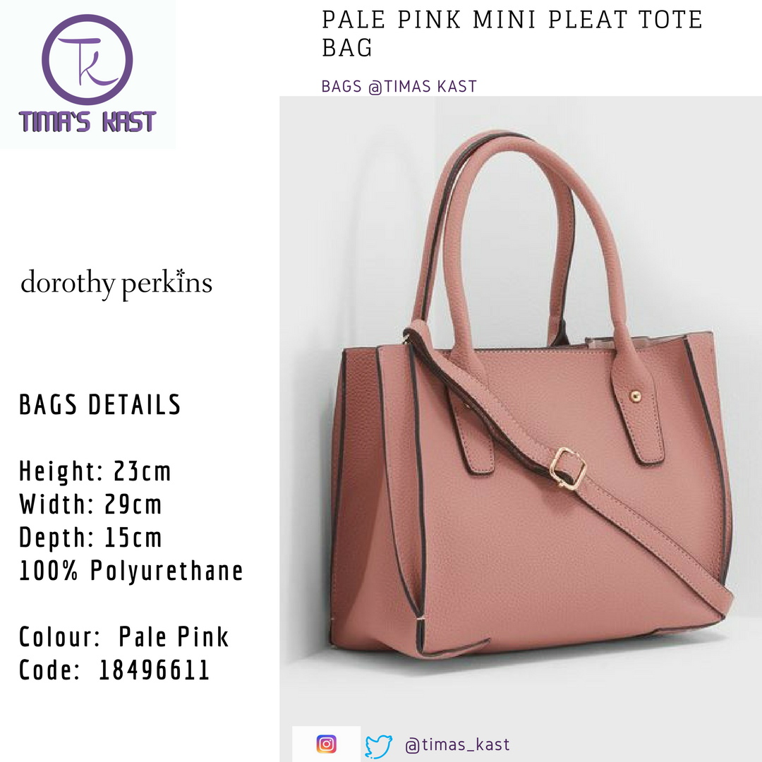 7c5ebb21f62 DOROTHY PERKINS (MINI PLEAT TOTE) IN STORE  timaskast  TK  handbags  fashion   ladiesfashion  shopping  shoppingaddict  dorothyperkins  bags  handbag ...