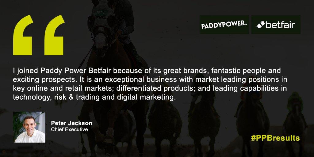 Paddy Power Betfair on Twitter: