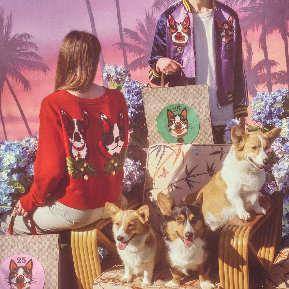 We see a growing number of brands creating capsule collections for the festival also, such as Gucci, Estee Lauder, Bottega Veneta, Dolce & Gabbana, Moschino and more.📷: #Gucci #CNY #LunarNewYear #luxuryfashion #campaign #fashion https://t.co/kJhhR2TsBl