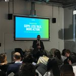 Are you #GDPR ready? Yesterday @Captify hosted our 'Less Talk, More Action' panel in a packed room of publishers, brands and agencies with speakers from across the #digital landscape. Get in touch if you want to know more! #captifygdpr