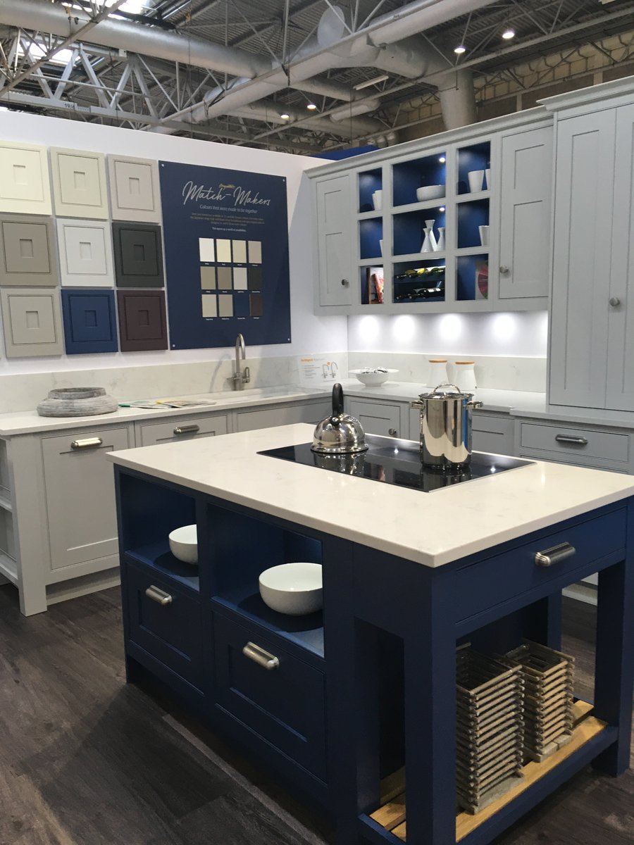 Make sure you pop down to Stand F100 before the end of #kbb18 to see our new #Signature range!