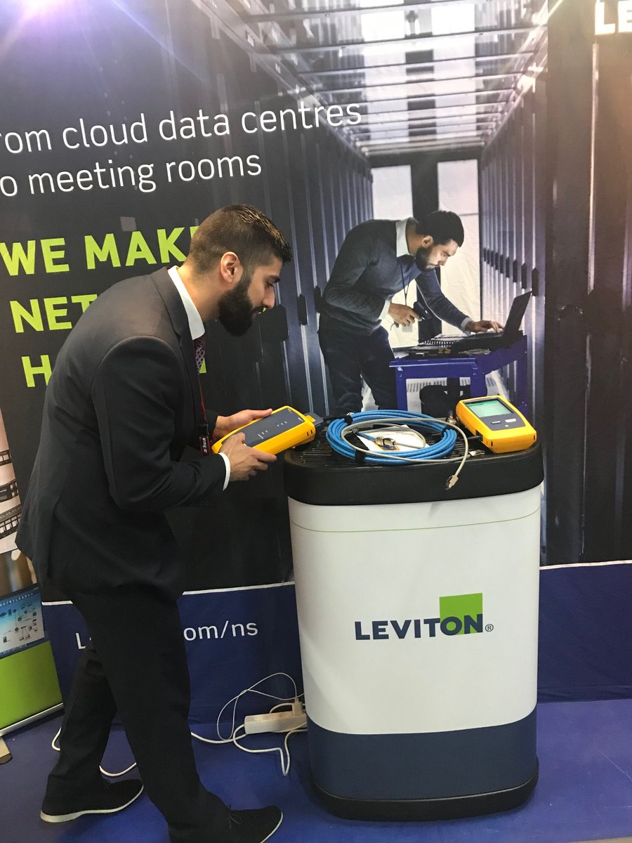 Leviton Network Solutions Europe on Twitter: \