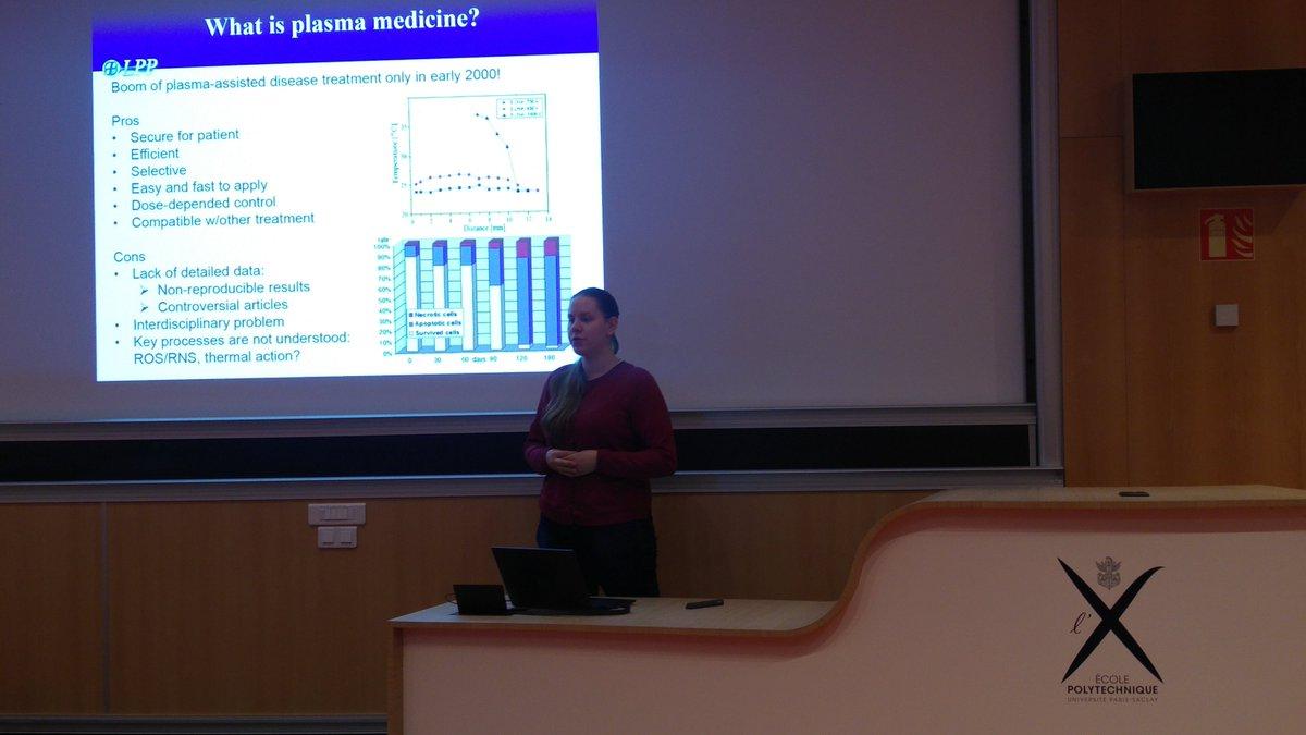Laboratoire de Physique des Plasmas on Twitter