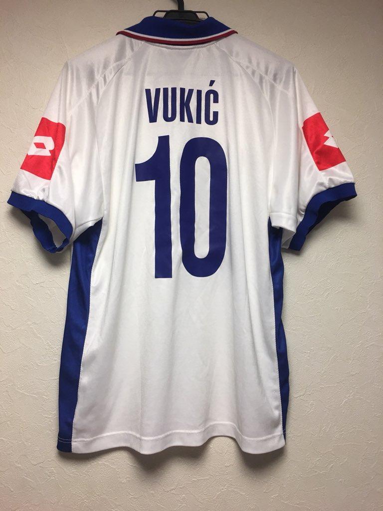 セルビア 代表 ユニフォーム
