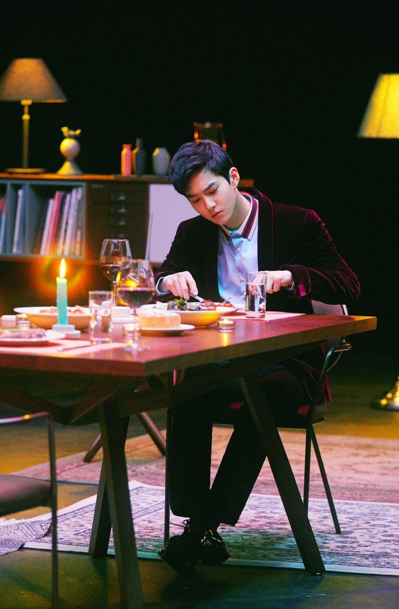 [#STATION] #EXO(@weareoneEXO) #SUHO X Jane Jang '#Dinner' 🗓2018.03.10 6PM KST
