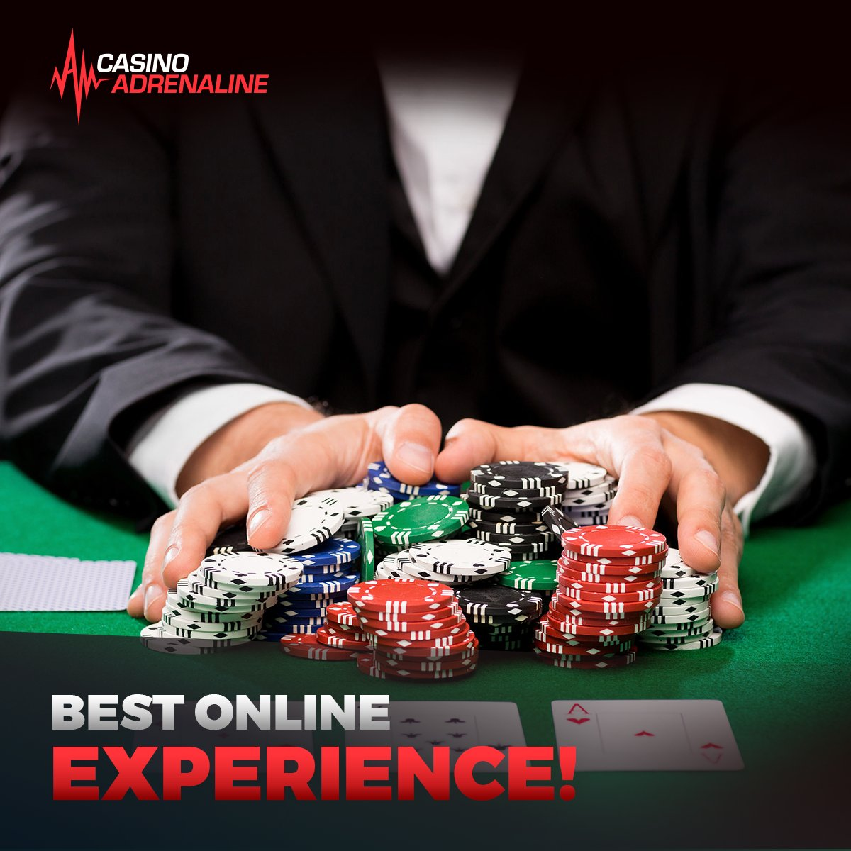 test Twitter Media - If you're more into the real feel, check out our Live Casino Hold'em game! 😎 #CasinoAdrenaline #CasinoHoldem https://t.co/bcWywoztEv