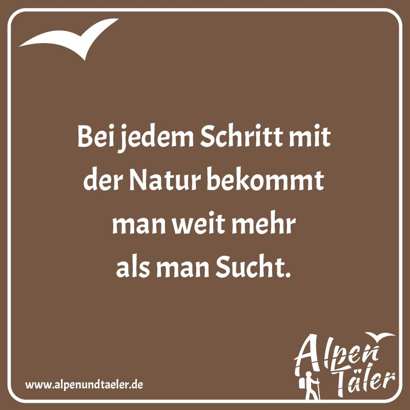 Alpen Und Täler On Twitter Natur Ein Einfach Tolles