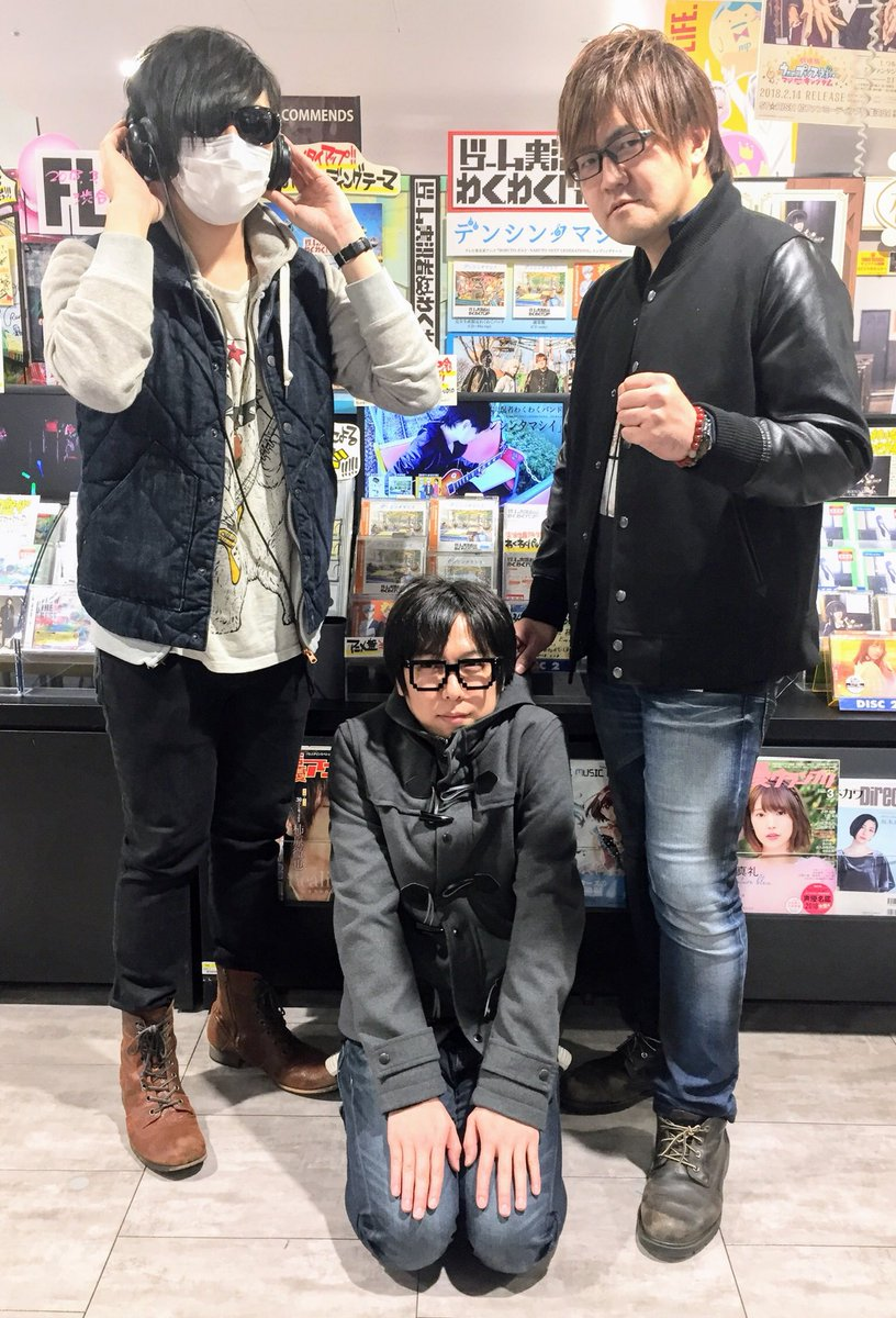 """タワーレコード渋谷店 no Twitter: """"【4F 渋谷アニメ部】ニュー ..."""