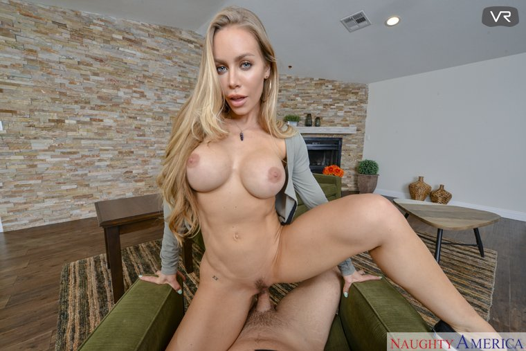 Nicole Aniston Hot Busty Blonde Pornstar Metallic Finish 1