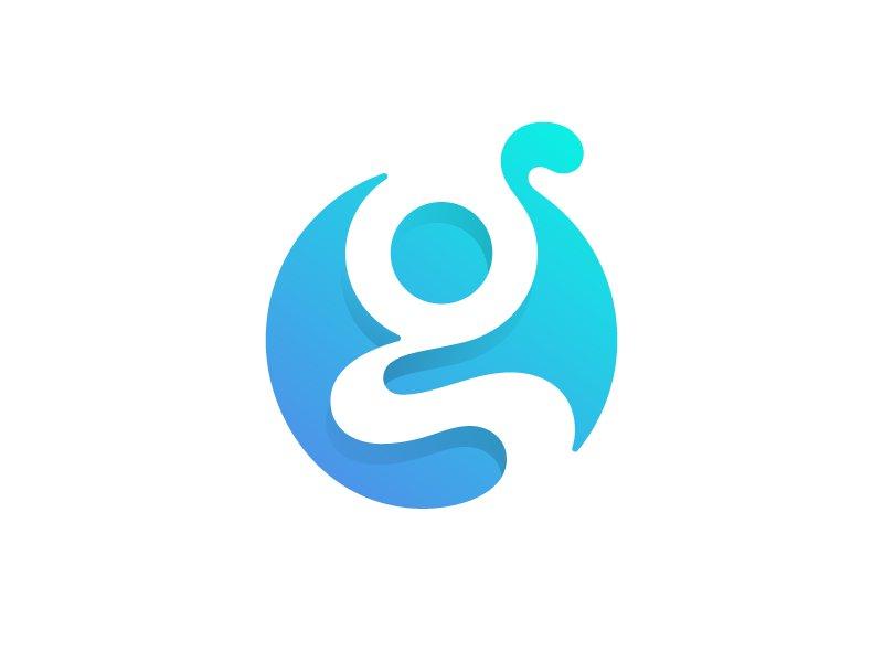 Design Crafts On Twitter Creative Letter G Designs Logo