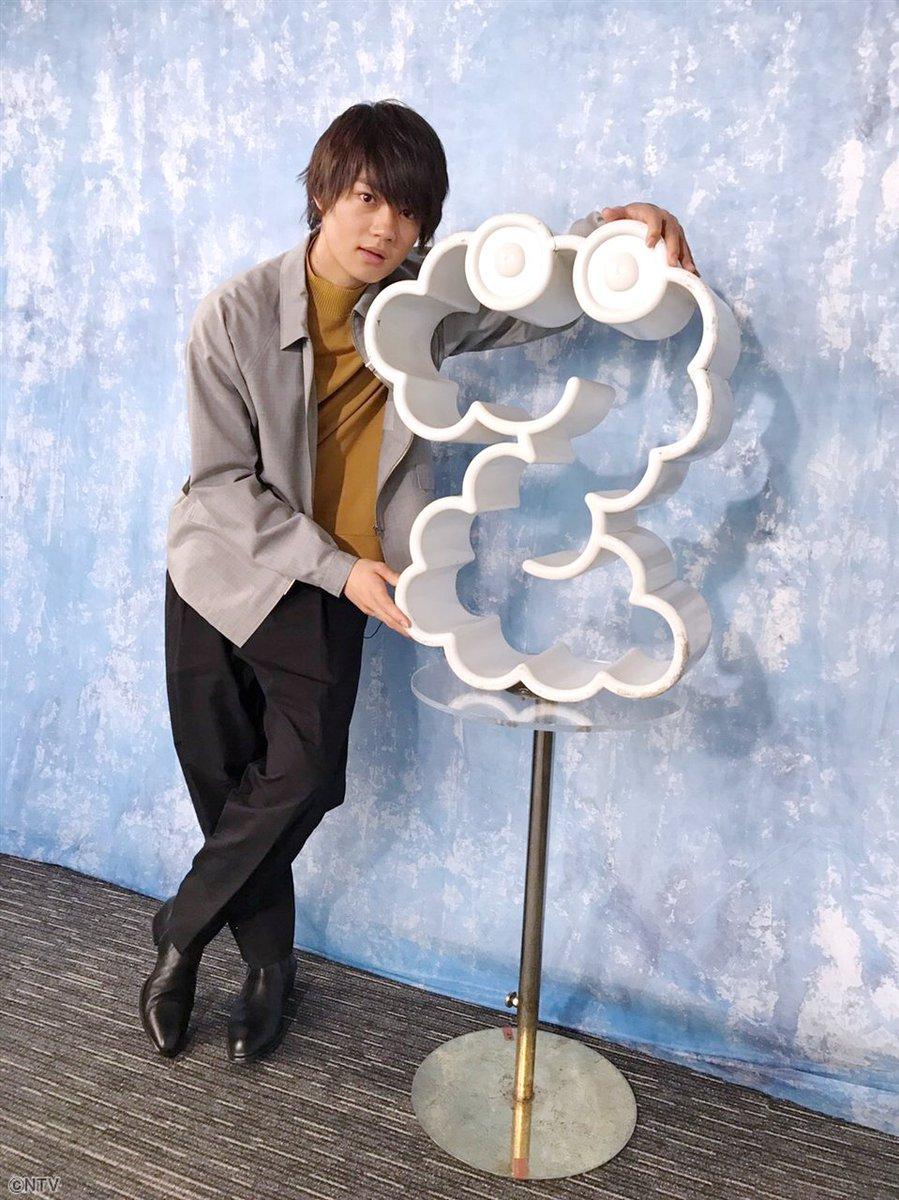 最近よく見る!若手注目俳優、M!LK佐野勇斗。  人気の秘密は?  ⏰あさ6時35分過ぎ…その魅力。ハヤミミでキャッチ🐰 #明日のZIP! #SHOWBIZRABBIT #ZIP!