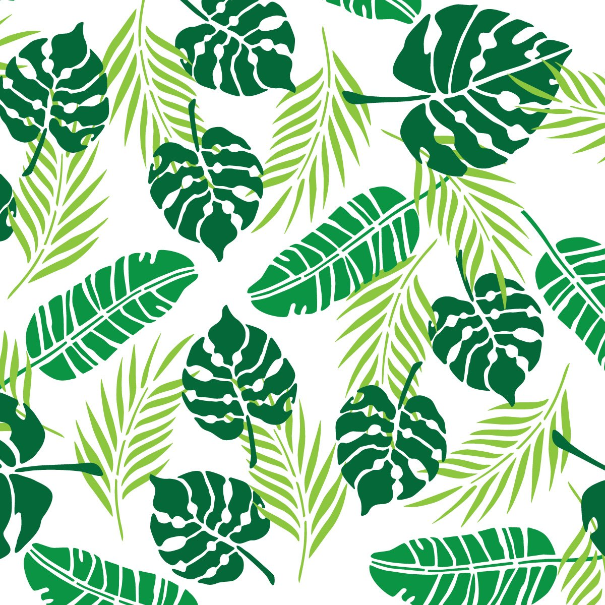 Palm Frond Banana Leaf Monstera Stencils Winner At Random On Friday 9th March 8pm Pictwitter RMCFf8iHu3